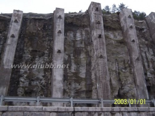 挡土墙设计规范 挡土墙设计标准