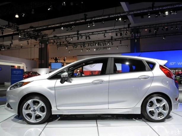 福特福特(进口)嘉年华(进口)2014款 五门两厢版 ST