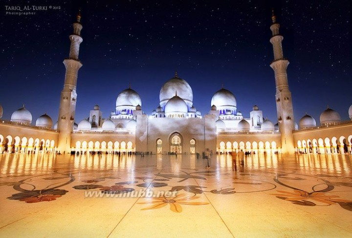 谢赫扎伊德清真寺_谢赫扎伊德清真寺