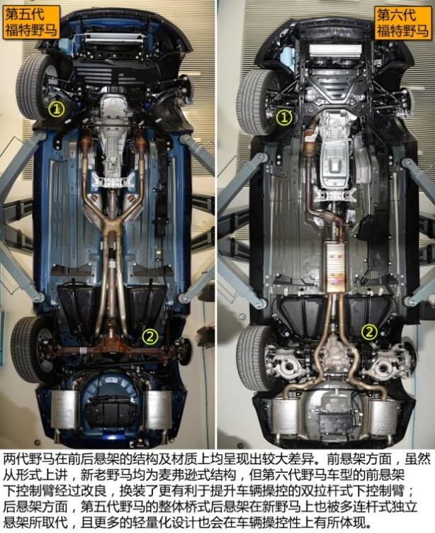 福特(进口) 野马 2013款 3.7L 手动标准型