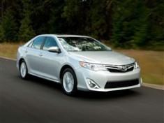 丰田 丰田(进口) 凯美瑞(海外) 2012款 基本型