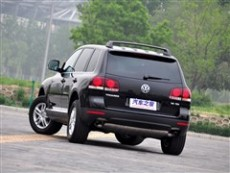 大众 大众(进口) 途锐 2009款 3.0T V6柴油顶配型