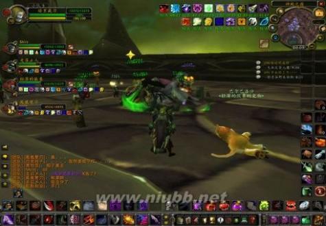 魔兽世界黑暗神殿击杀恶魔猎手