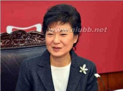 韩国总统朴槿惠 韩总统朴槿惠:是中国让我走出绝望