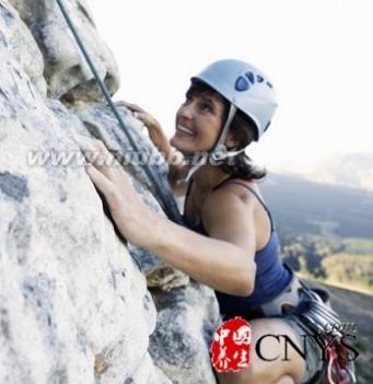攀岩技巧 攀岩新手必学 室外攀岩六大技巧