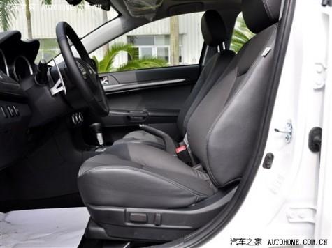 61阅读 东南汽车 蓝瑟·翼神 2010款 2.0L EXI自动