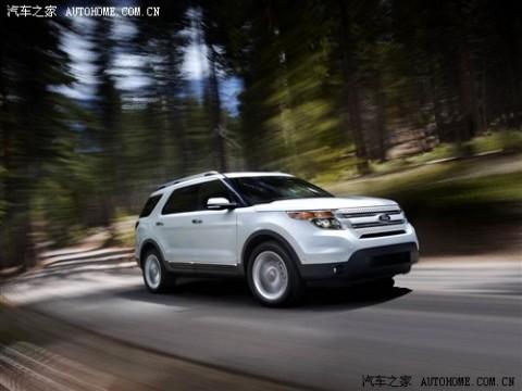 福特 福特(进口) 福特Explorer 2011款 基本型