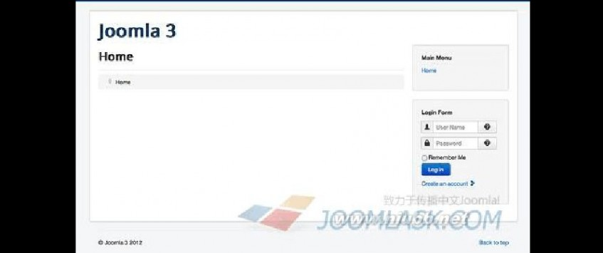 joomla论坛 Joomla!3十步建站