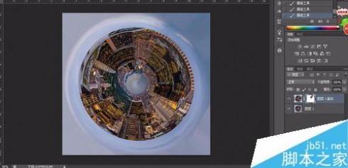 后 l菜单栏-图像-调整-亮度/对比度r,调整图片细节使画面更精致-ps海