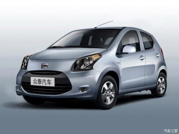 众泰众泰汽车众泰Z1002013款 基本型