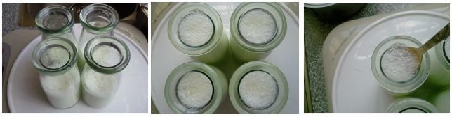酸奶的制作方法