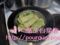 翠玉白菜 翠玉白菜卷的做法,翠玉白菜卷怎么做好吃,翠玉白菜卷的家常做法