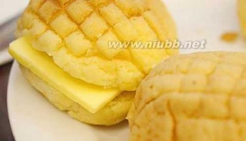 菠萝包 特游网:舌尖上的港味特色 特级美味菠萝包