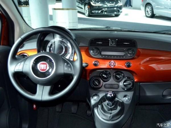 菲亚特(出口) 菲亚特500 2015款 500 基本型