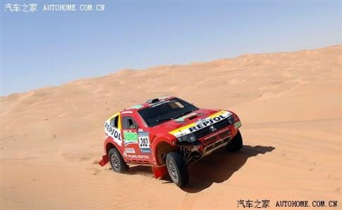 三菱 三菱(进口) 帕杰罗(进口) 2011款 3.8L 三门炫酷版