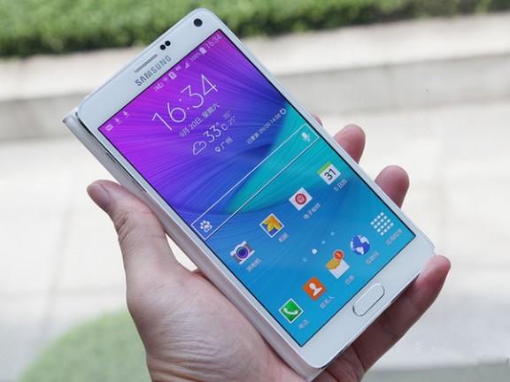 三星Galaxy Note4