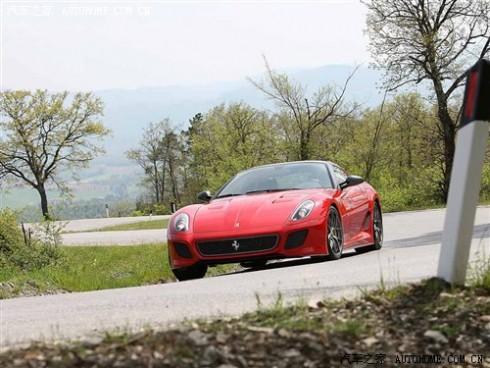 61阅读 法拉利 法拉利599 2011款 599 GTO