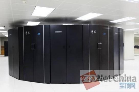 """神威蓝光 详解超级计算机""""神威蓝光""""的中国芯(1)"""