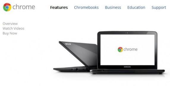 Chromebook过于超前的理念成为推广的一大障碍