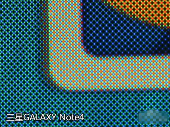 Note4屏幕