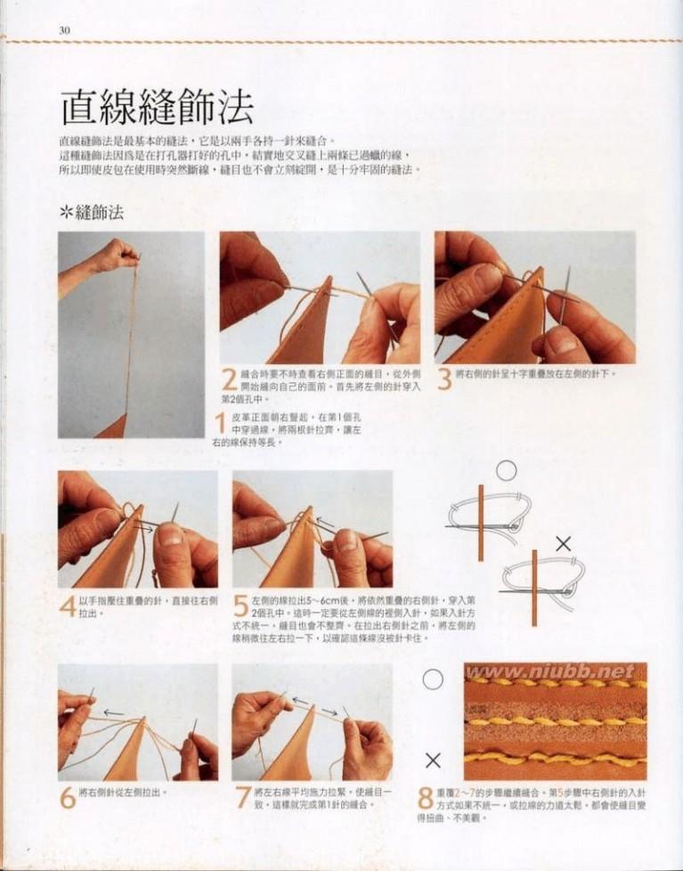 制皮 制皮教程