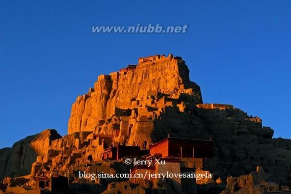 【西藏阿里】曾经的辉煌——古格王朝