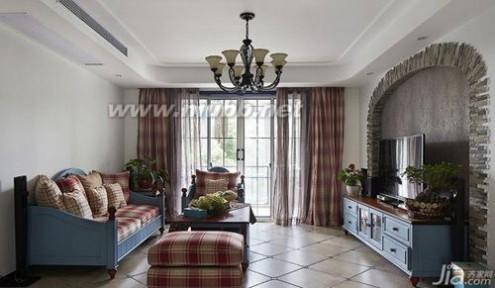 客厅窗帘什么颜色好 客厅窗帘什么颜色好 不同风格不同窗帘搭配法