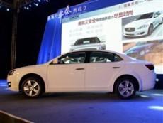 华泰华泰汽车路盛E702013款 2.0L 自动尊贵型